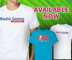 Radio Samoa T Shirtad - Radio Samoa