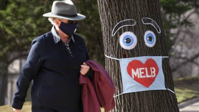 Melbourne Covid-19