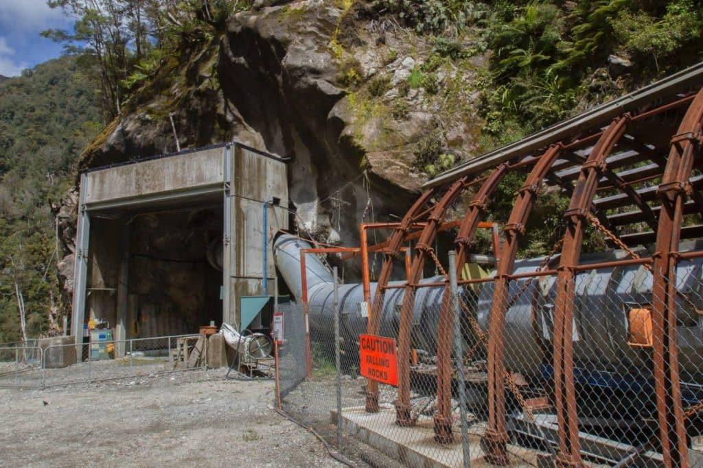 Pike River Mine