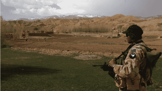 Faamuta le auaunaga a fitafita Niu Sila i Afghanistan