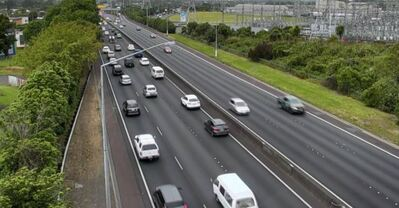 Auckland motorway