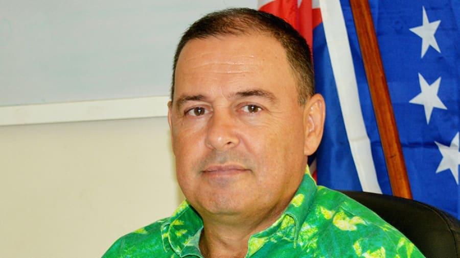 Minister Mark Brown