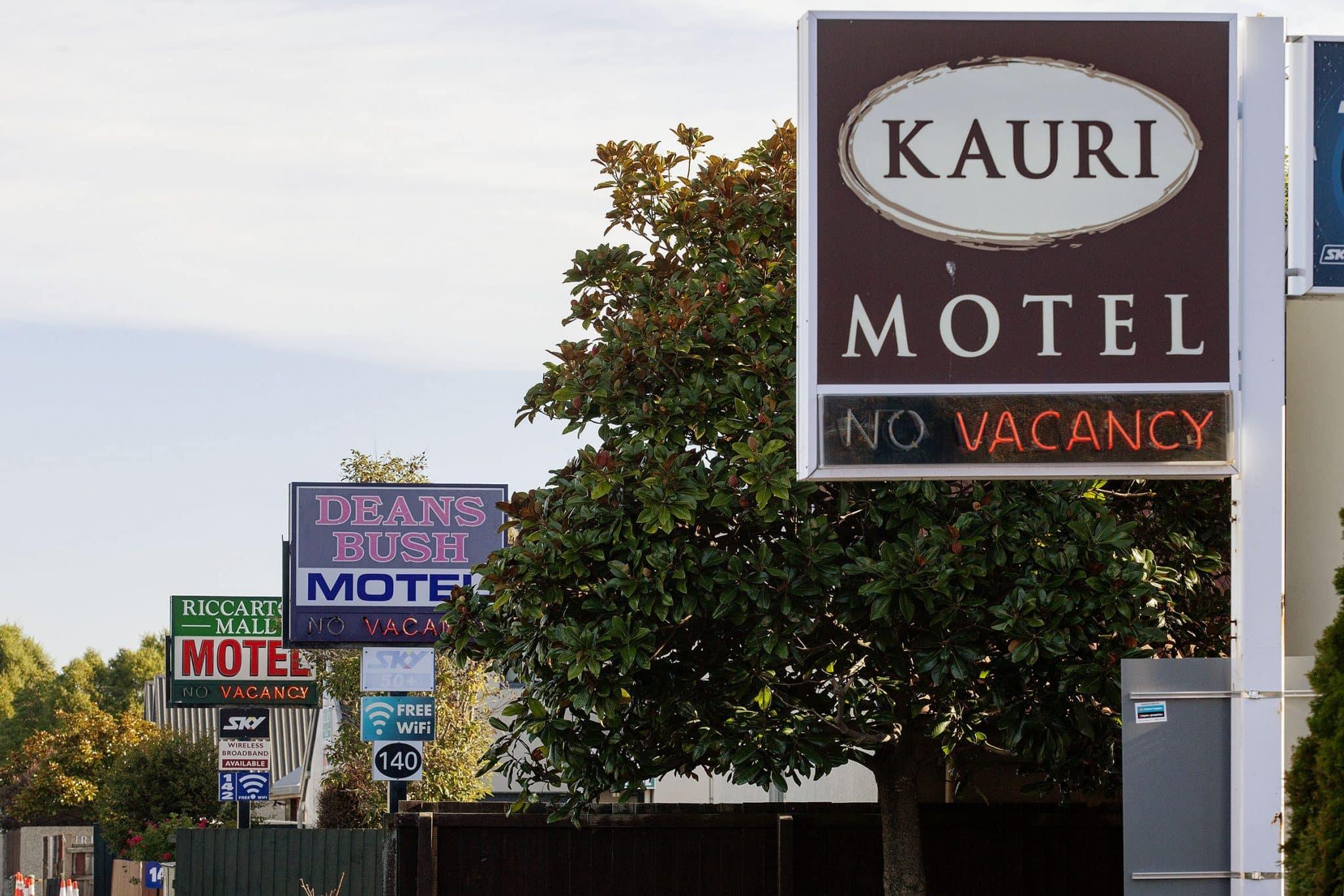 Emergency motel