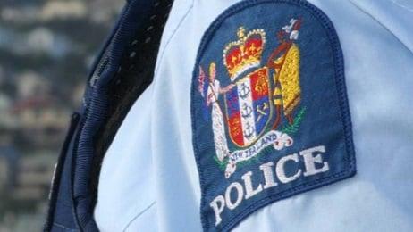nz police badge