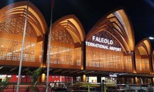 Samoa Faleolo Airport