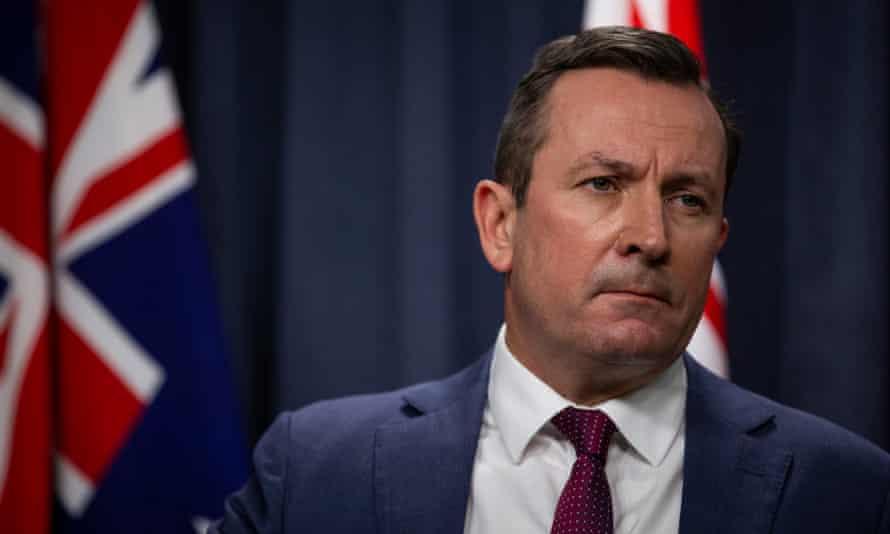 premier Mark McGowan