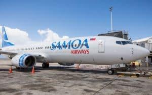 Samoa Airways - Radio Samoa