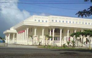 Samoa Courthouse - Radio Samoa