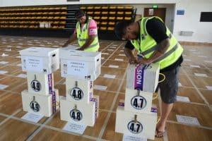 Samoa Election - Radio Samoa