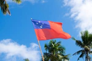 samoa flag - Radio Samoa