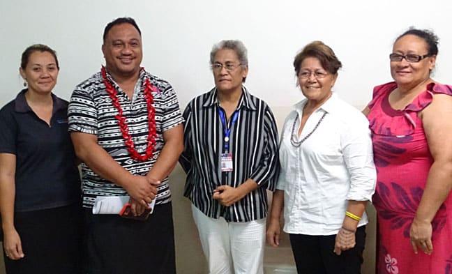 J.A.W.S. elects first woman president - Radio Samoa