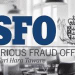 Molia tagata e toaono e le Serious Fraud Office ona o foai ile Leipa