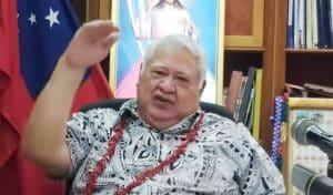 Tuilaepa Lupesoliai Sailele Malielegaoi - Radio Samoa