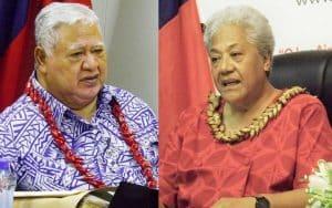 Fiame & Tuilaepa - Radio Samoa