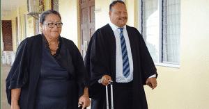 Taulapapa Brenda and George Latu