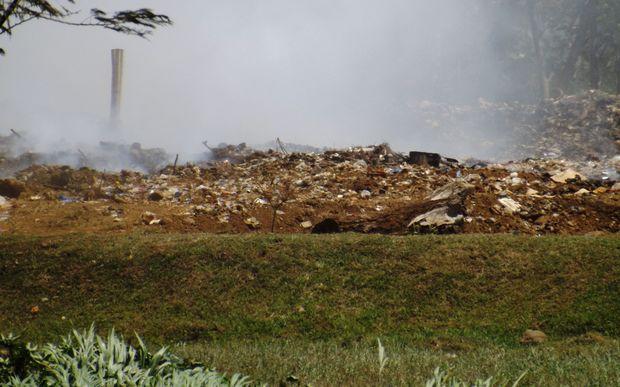 Samoa's Tafaigata rubbish dump