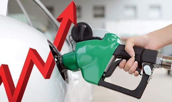 fuel price rise