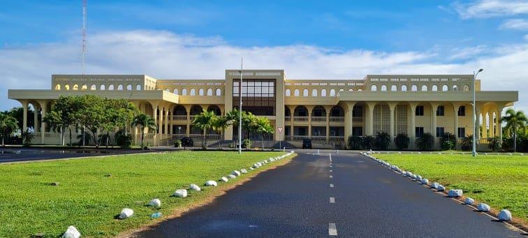 Samoa Court