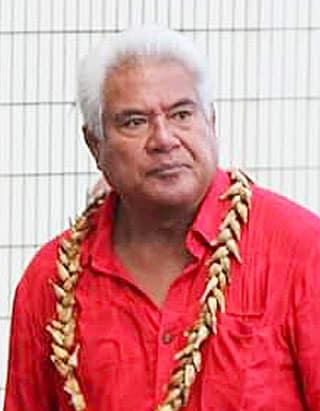 Afioga Faualo Lefau Harry Jeffery Schuster - Radio Samoa