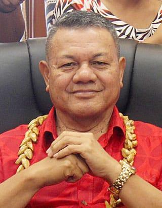 Afioga Faumuina Leatinuu Asi Wayne Sooialo - Radio Samoa
