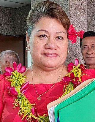 Afioga Mulipola Anarosa Ale Molioo - Radio Samoa