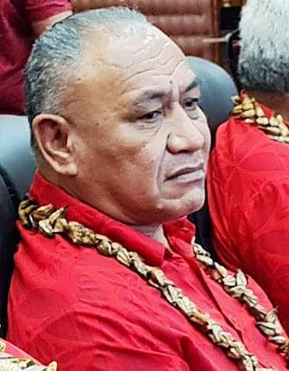 Afioga Olo Afoa Fiti Vaai - Radio Samoa