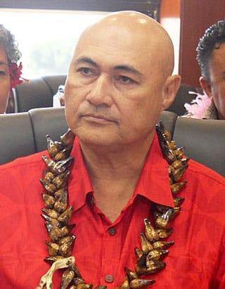 Afioga Tuala Tevaga Iosefo Ponifasio - Radio Samoa