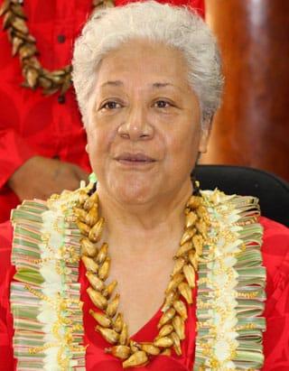Afioga i le Tamaita i Palemia Fiame Naomi Mataafa - Radio Samoa