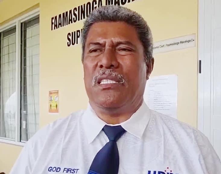 Laufou Alofipo Manase