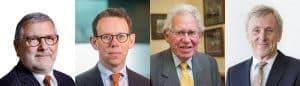 Robert Lithgow QC, Ben Keith, Sir Kenneth Keith & Paul Rishworth