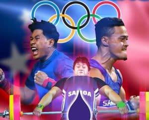 Samoa Weightlifting Federation FB