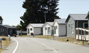 temporary housing