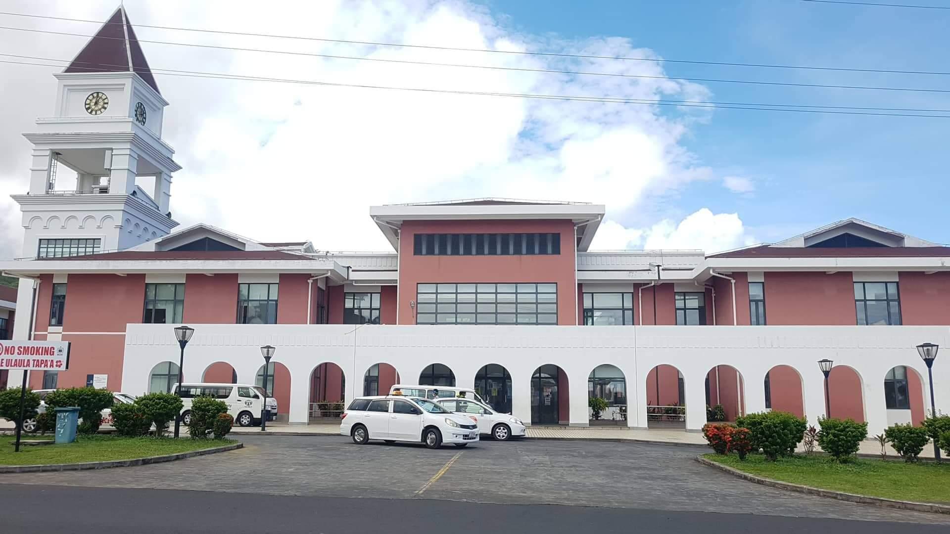 Samoa Tupua Tamasese Meaole (TTM) Hospital