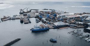 Samoa's Port development project