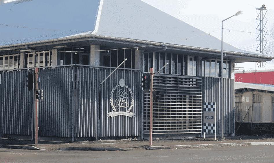 samoan police headquarter