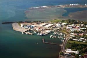 Apia Port