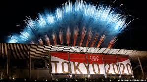 Tokyo Olympics closed.