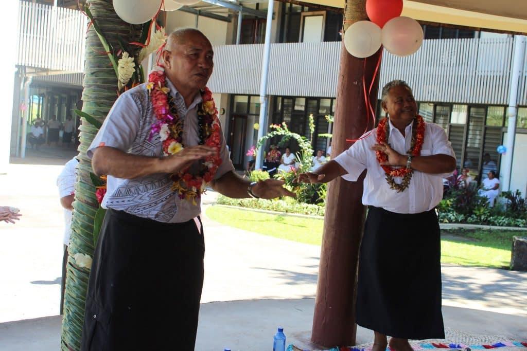 mesc 2 - Radio Samoa