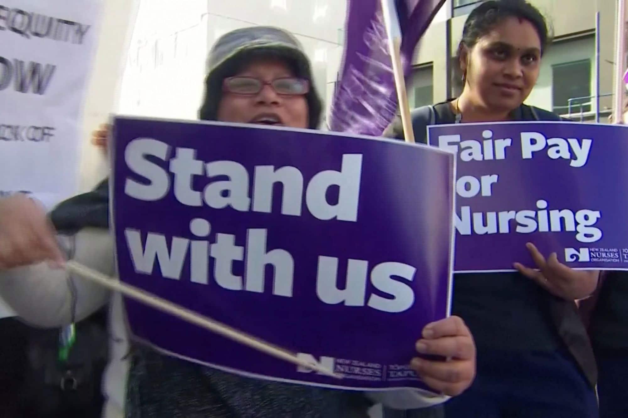 Nurses to strike