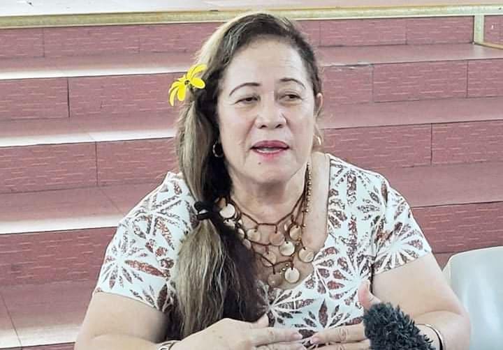 PSA president Kalameli Leiataua Tuala