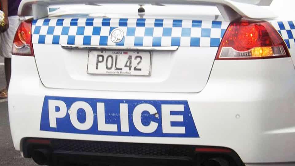 Samoa Police