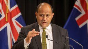 Minister Willie Jackson